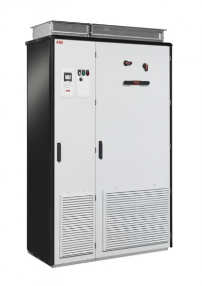 ACS880-37 Cabinet-built Ultra-low Harmonic Single Drives