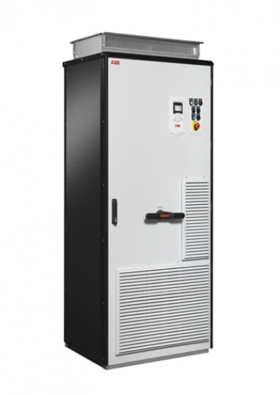 ACS880-07 Cabinet-built Single Drives